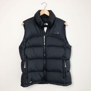 The North Face Women's Puffer Winter Vest Black M